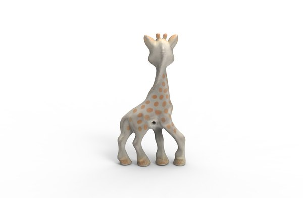 toy sophie 3D