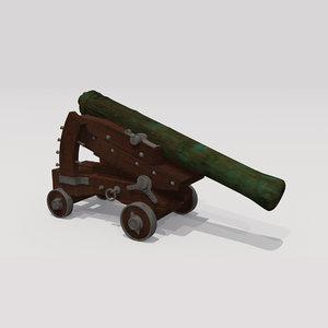 koehler depressing carriage canon 3D
