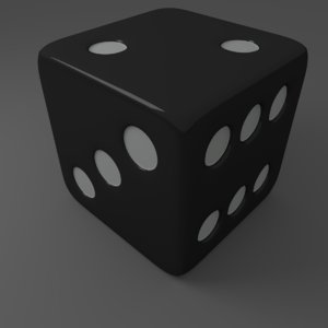 3D dice games hobby