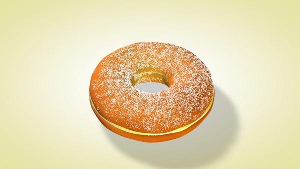 3D donuts