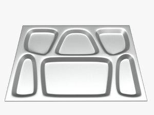 3D army tray