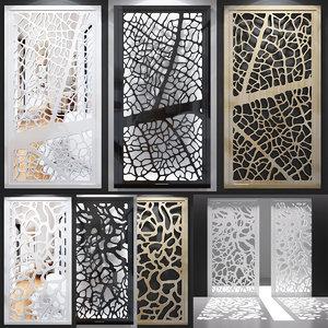 screen decorative 3D model