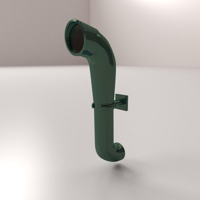 toy periscope 3D model