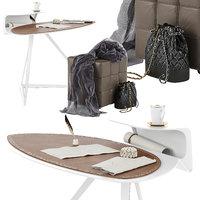 storm desk set 02 3D model