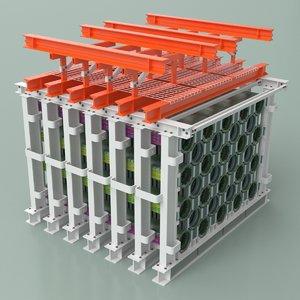 3D industrial