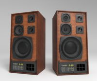 S-90 acoustic system