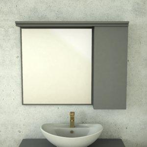 mirror frame storage 3D model