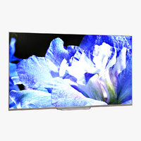 3D 55 oled tv generic model