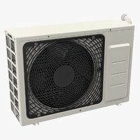 Conditioner Inverter Outdoor Unit Generic