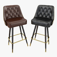Leathers Bar Stools