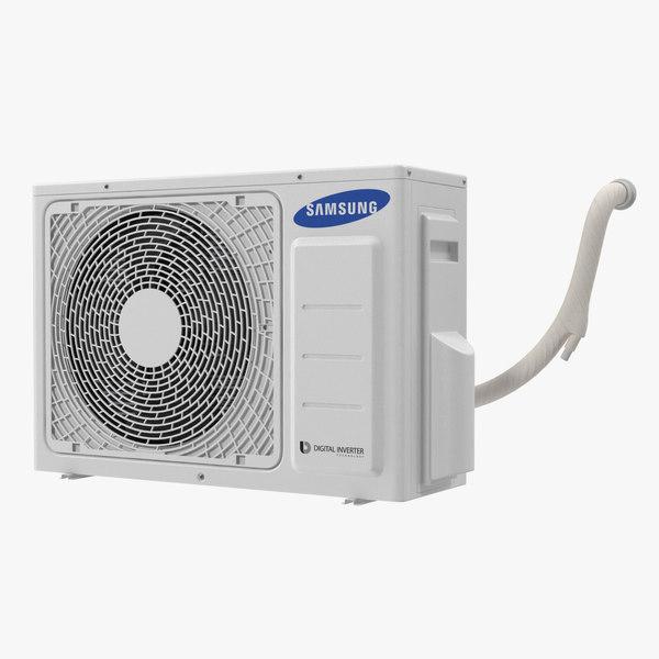 samsung air conditioner inverter 3D