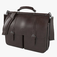 3D solo classic colombian leather