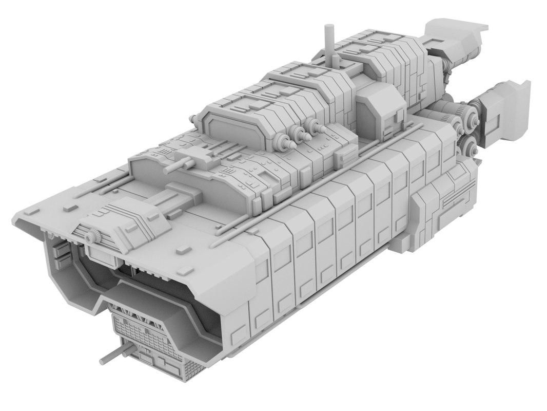 cantenbury expanse model