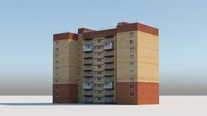architecture building structures model