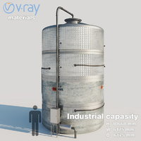 Industrial capacity barrel 2