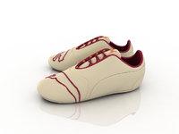 3D model shoe puma