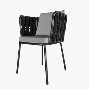 3D tosca chair