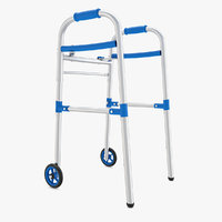 Medical - Paddle Walker with Wheels