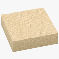 3D sand cross section 02