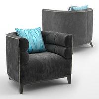 giovani - occasional armchair 3D