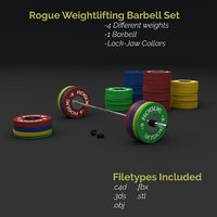 olympic weightlifting barbell crossfit model