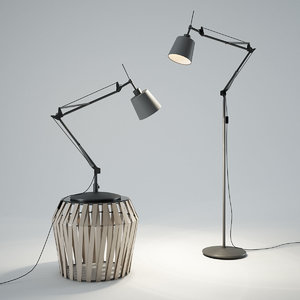boconcept berlin lamp model