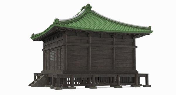 japanese house model