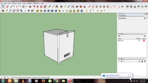 3D intex speekers model