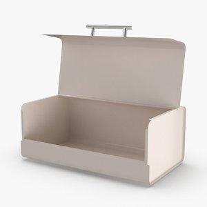 breadbox-03---open 3D model
