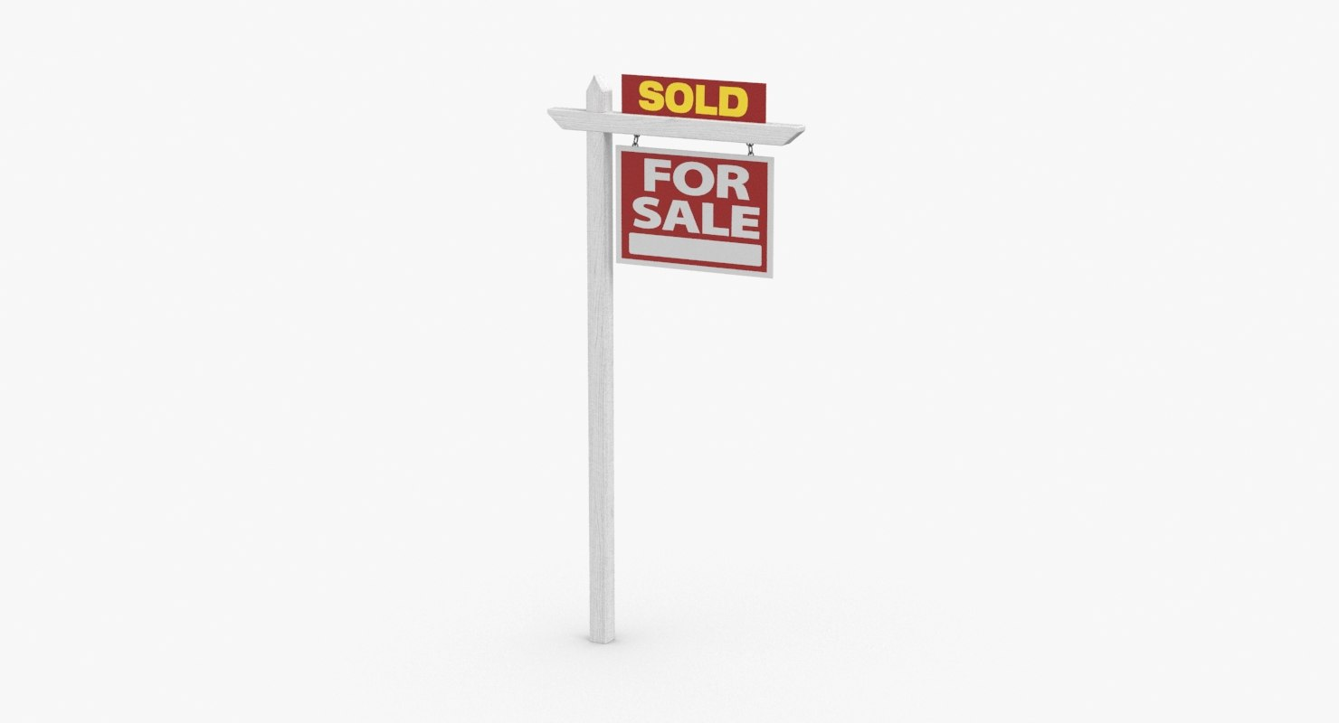 3D home-for-sale-sign-01---sold-plaque--added