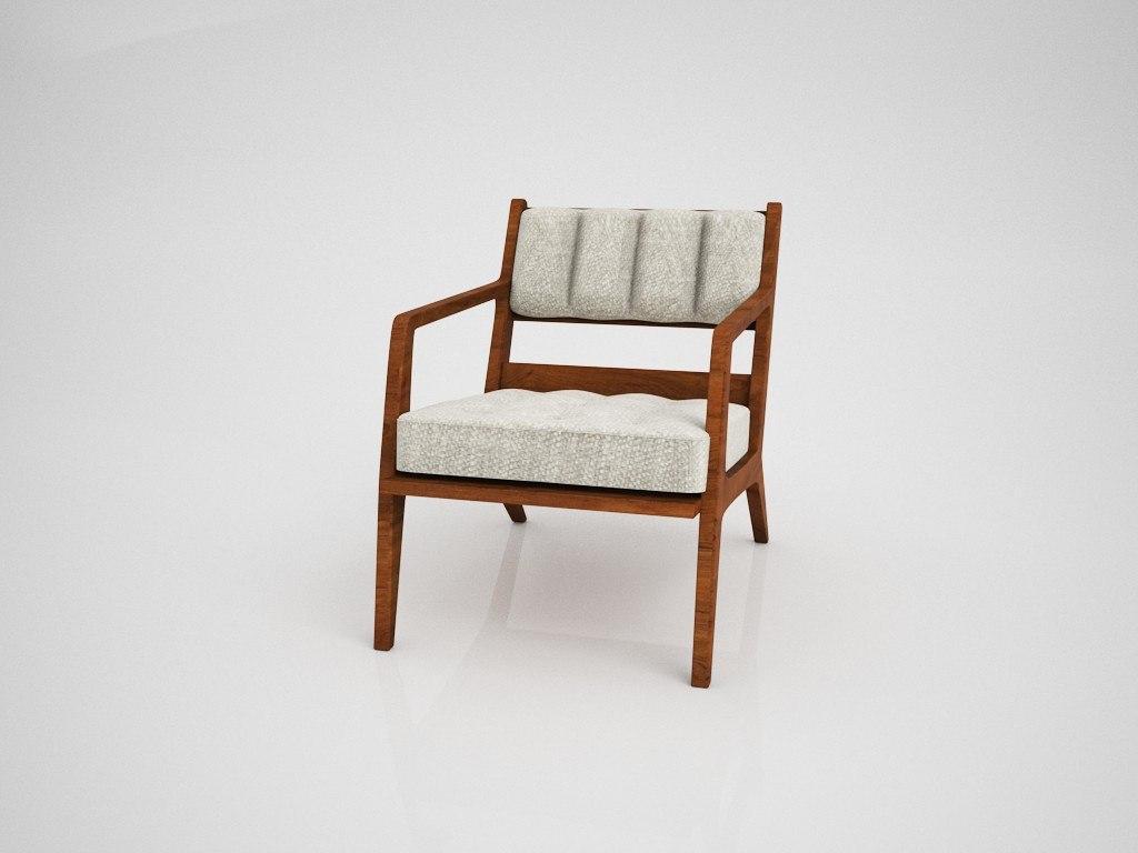 3D dren chair