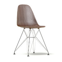 3D chair metal wire legs