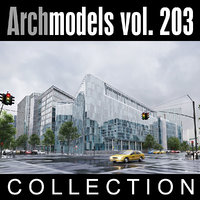 Archmodels vol. 203