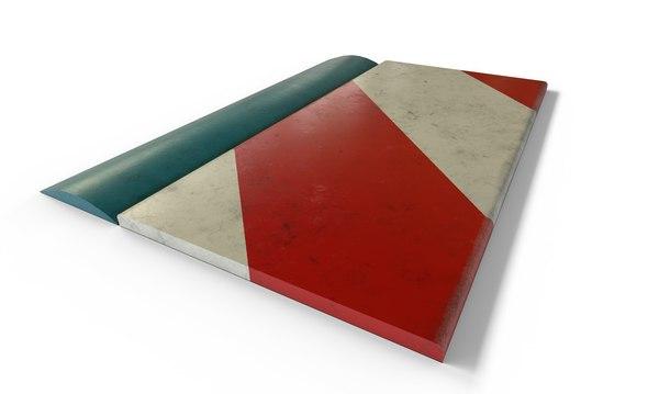 edgeasphalt 3D model