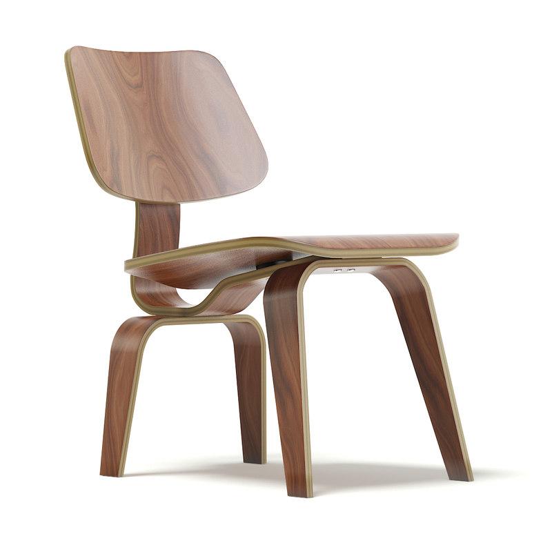 plywood chair model