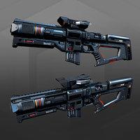 sf machinegun model