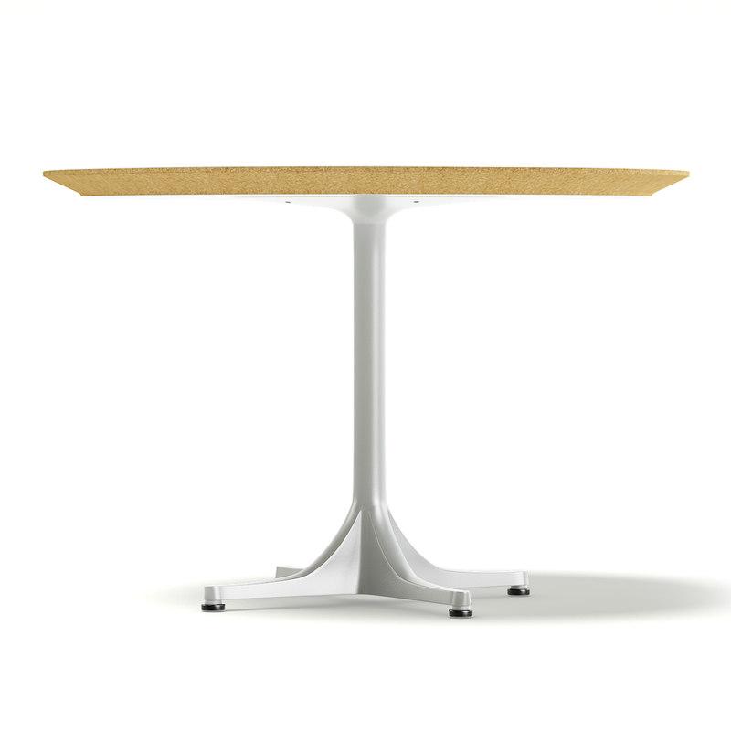 table white 3D