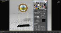 sculpture fusion glass 3D model