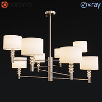 3D chandelier maytoni model