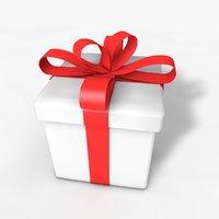 3D gift box