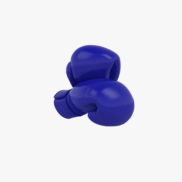 boxing gloves model
