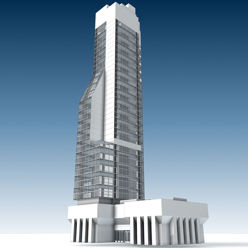 3D model building 14