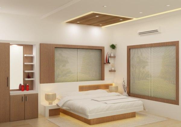 interiors home 3D model