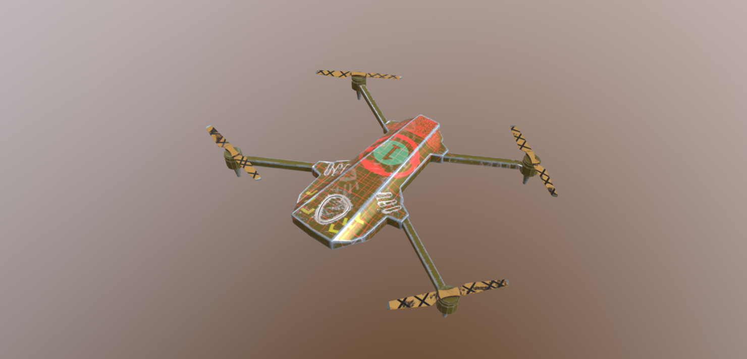 drone vehicles aircraft model