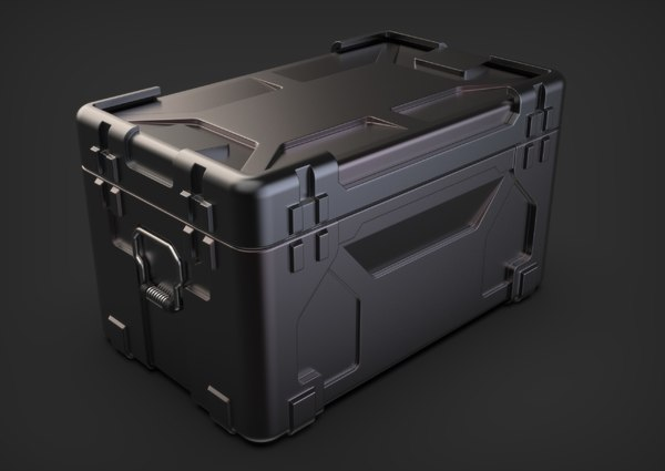 3D container surfaces