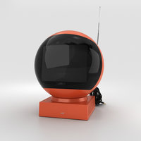 3D jvc videosphere video