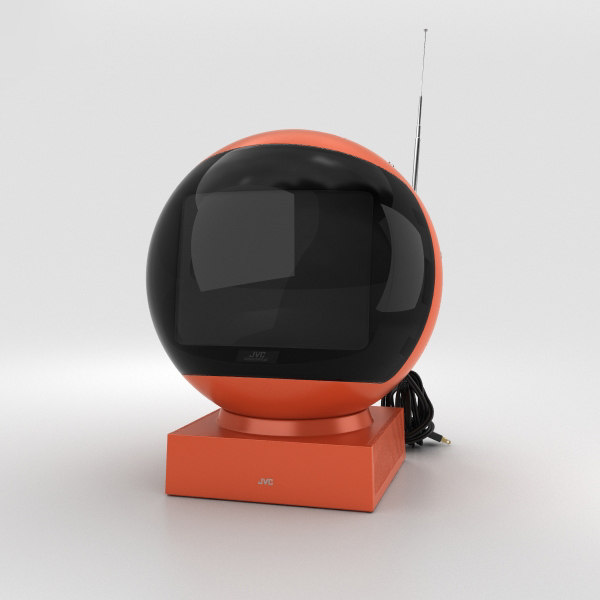 3D jvc videosphere video