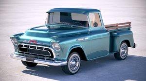 chevrolet pickup 1957 model