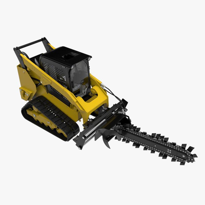 compact track 3D model