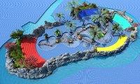 Dinosaur Water Theme park